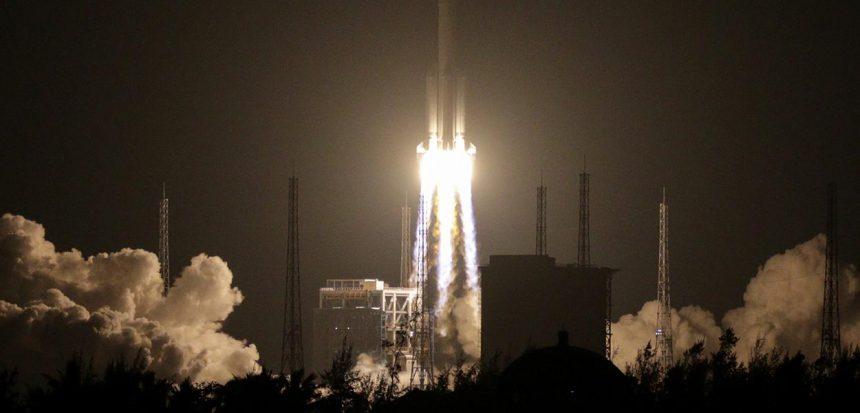 China coloca em órbita o primeiro satélite com tecnologia 6G do mundo