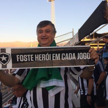 """Durcesio Mello promete gestão profissional caso eleito: """"Botafogo não pode viver de mecenas"""""""