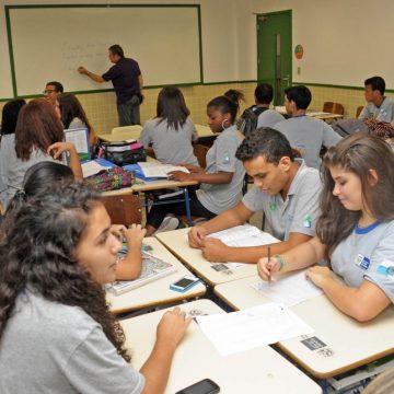 Renovação de matrícula na rede estadual de ensino começa nesta quarta-feira