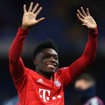 Estudo aponta Davies, do Bayern, como o jovem mais valioso do mundo; Rodrygo está no top 10
