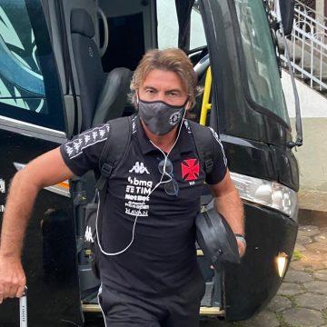 Técnico do Vasco, Ricardo Sá Pinto testa positivo para Covid