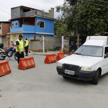 NovaIguaçu:Secretaria de Transportes interdita ruas para o dia das eleições