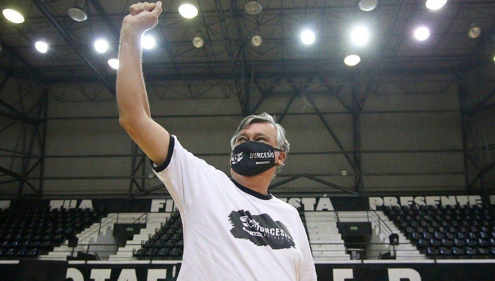 """Durcesio Mello é eleito presidente do Botafogo de 2021 a 2024: """"Acredito que esse time não vai cair"""""""