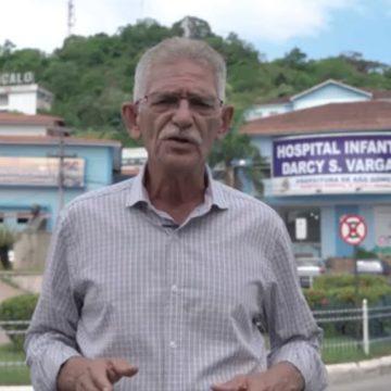 Capitão Nelson (Avante) é eleito prefeito de São Gonçalo, RJ
