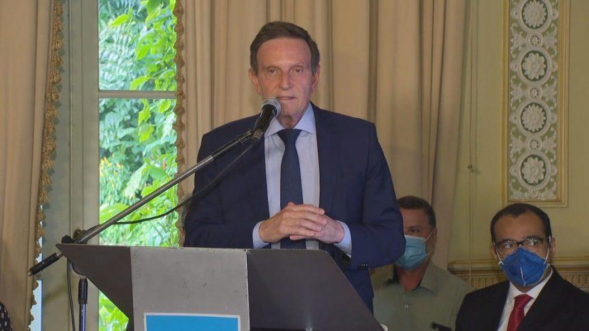 MP Eleitoral denuncia Crivella por difamação eleitoral e propaganda falsa