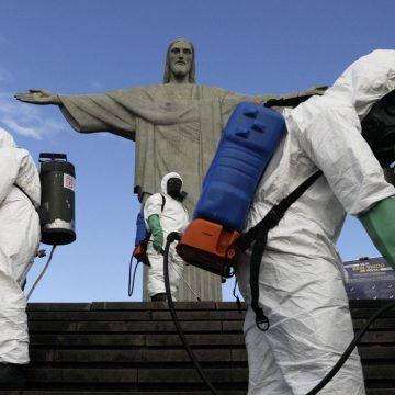 Covid-19: Rio passa dos 20,8 mil mortos em todo o estado