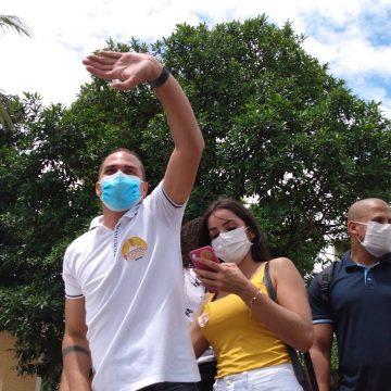 10.962 votos: Felipinho Ravis se reelege com a maior votação da história de Nova Iguaçu