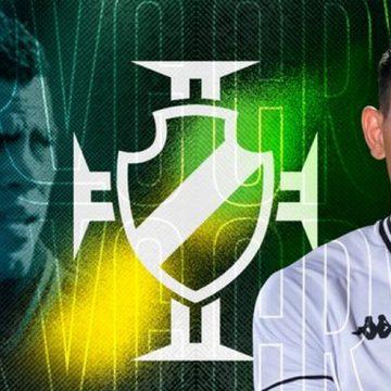 Vasco anuncia a contratação do zagueiro Jadson, ex-Portimonense-POR