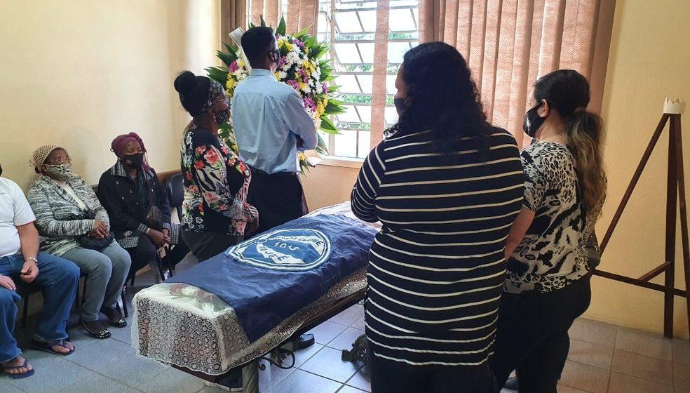 Corpo de João Alberto, morto após ser espancado em unidade do Carrefour, é velado em Porto Alegre