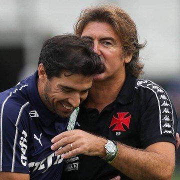 Vasco perde para o Palmeiras e entra na zona de rebaixamento do Brasileirão