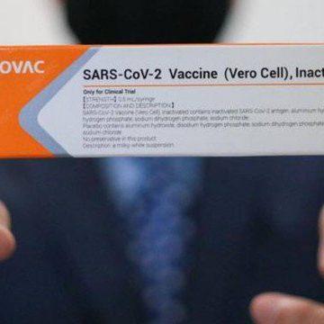 São Paulo recebe primeiras 120 mil doses da vacina CoronaVac