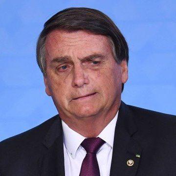 Presidente Jair Bolsonaro começa hoje à noite o seu 'horário eleitoral'