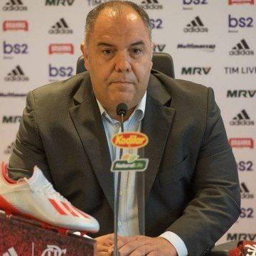 No Flamengo, Braz é alvo de pedido de inquérito por uso político do clube