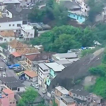 Polícia faz operação em comunidades das Zonas Norte e Oeste do Rio; moradores relatam tiroteio
