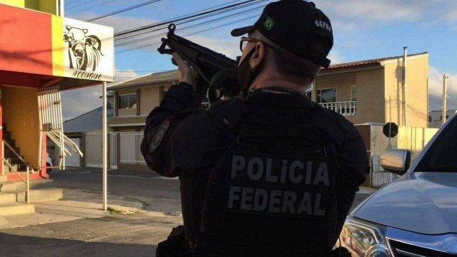 PF deflagra maior operação do ano contra lavagem de dinheiro do tráfico de drogas