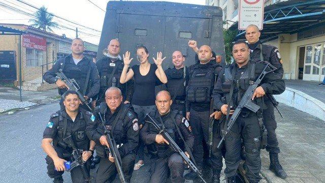 Mulher mantida em cárcere privado é libertada pela polícia na Vila Vintém