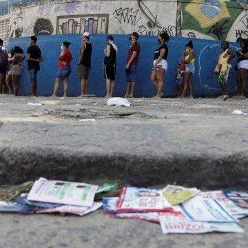 Eleições 2020: Tiro, prisões e brigas marcaram o primeiro turno da votação pelo Rio
