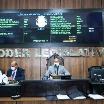 Câmara de Nova Iguaçu Aprova Lei Orçamentária 2021 em 1ª votação