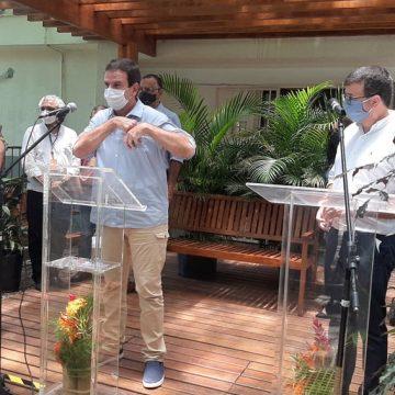 Paes reafirma que Rio vai aderir ao Plano Nacional de Imunização contra Covid do Ministério da Saúde