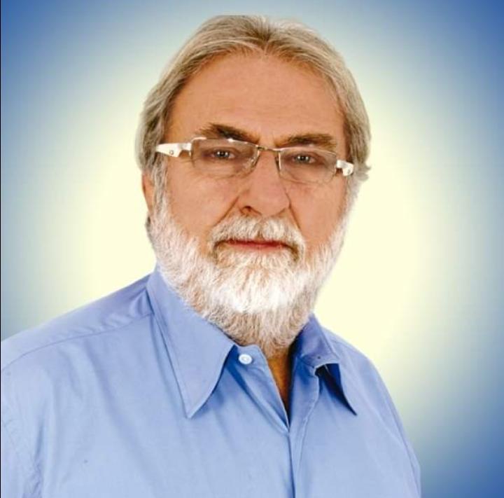 Morreu nesta sexta-feira (11), aos 76 anos, o prefeito de Nilópolis, Farid Abrão David (PTB)