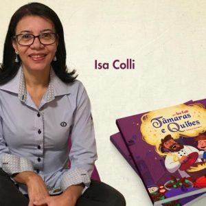 Escritora Isa Colli dá 7 dicas sobre como incentivar a leitura aos pequenos
