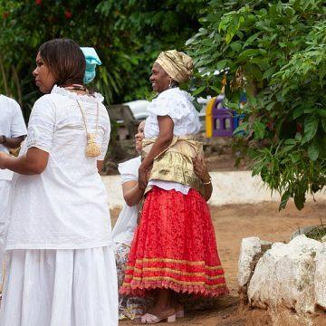 Com a força dos orixás Mãe Ana de Xangô mantem o legado do Axé Opó Áfonjá