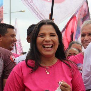 Fernanda Ontiveros a primeira mulher prefeita de Japeri  toma posse amanha prometendo secretariado técnico e defendendo harmonia com independência  entre os poderes