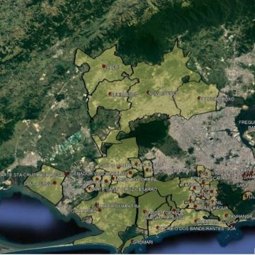 Mais de 40 bairros do Rio e quatro cidades da Baixada Fluminense podem ficar sem água nesta sexta