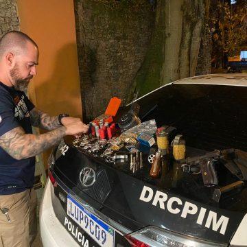 Polícia prende cinco suspeitos de integrar a 'Gangue do Rolex' que atuava na Zona Sul