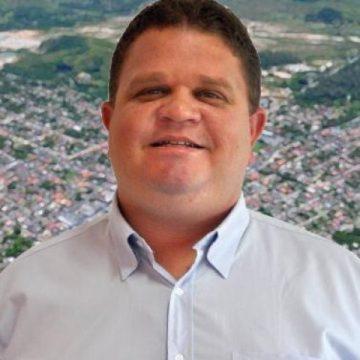 Vereador reeleito Waguinho do Emiliano de Seropédica morre de Covid 19.