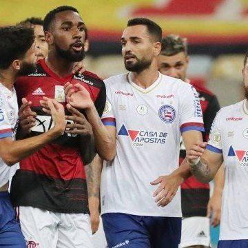 Polícia instaura inquérito para apurar injúria racial sofrida por Gerson, do Flamengo
