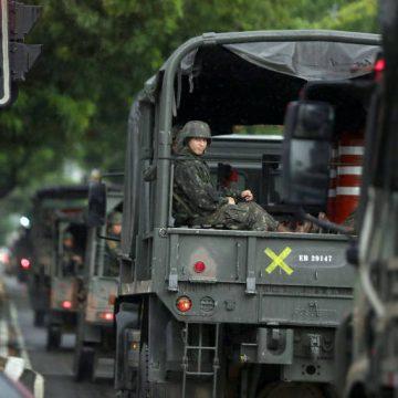 Exército investiga furto de arma na Vila Militar, no Rio