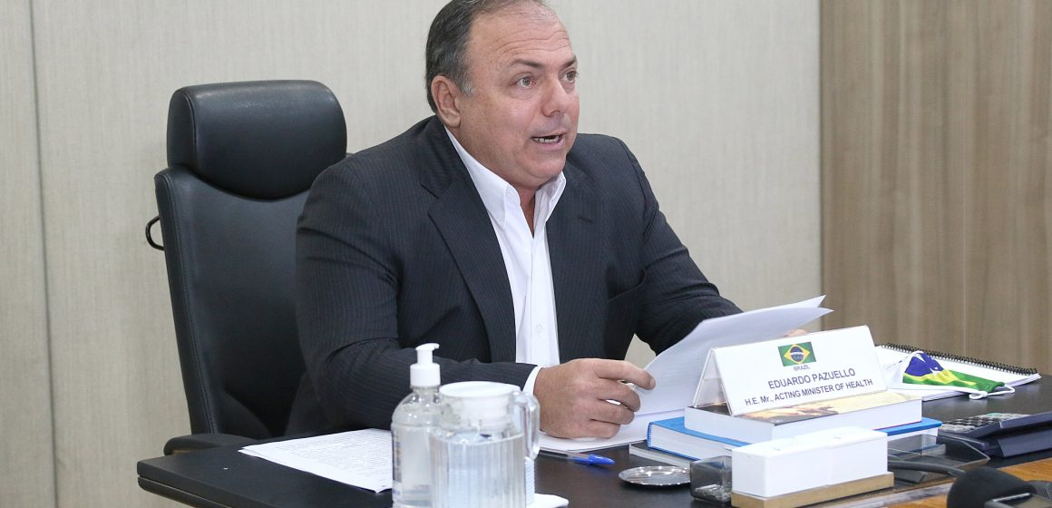 Pazuello diz que começa a distribuir vacinas às 7h de segunda-feira para todos os estados e prevê início da campanha para quarta