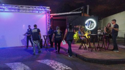 Covid-19: Prefeitura interdita casa de festas, evento religioso e notifica nove estabelecimentos
