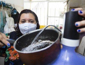 Geosmina: pelo menos 24 bairros do Rio e três cidades da Baixada estão com gosto ruim na água da Cedae