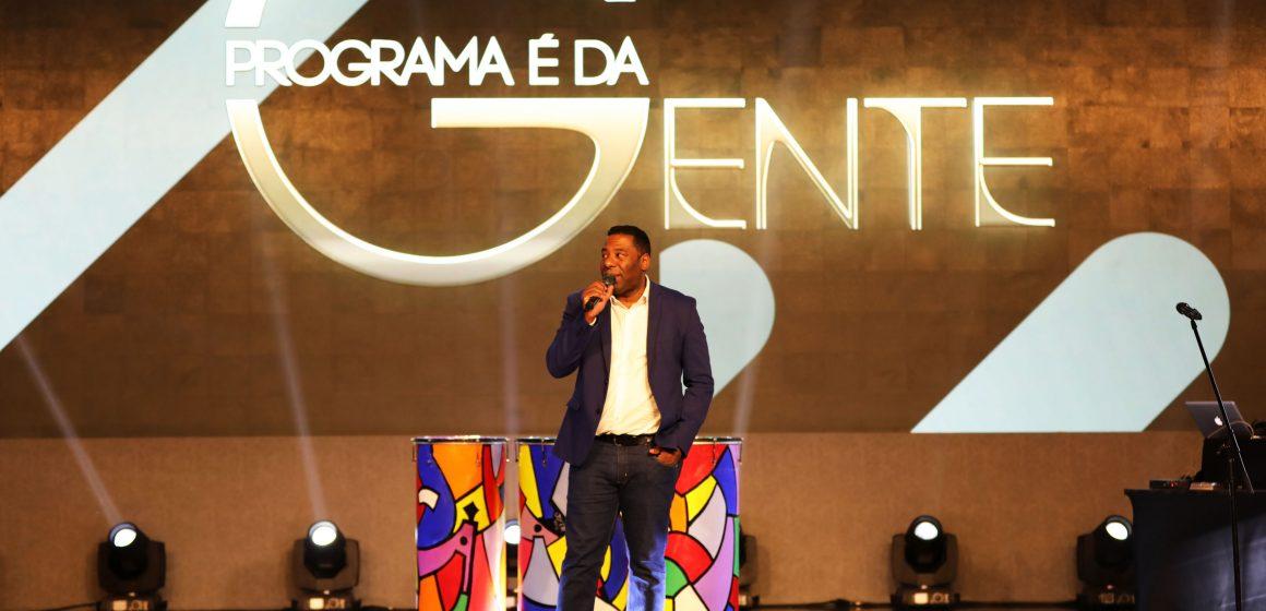 O nosso Domingo esta garantido com Netinho com o Domingo da GENTE!