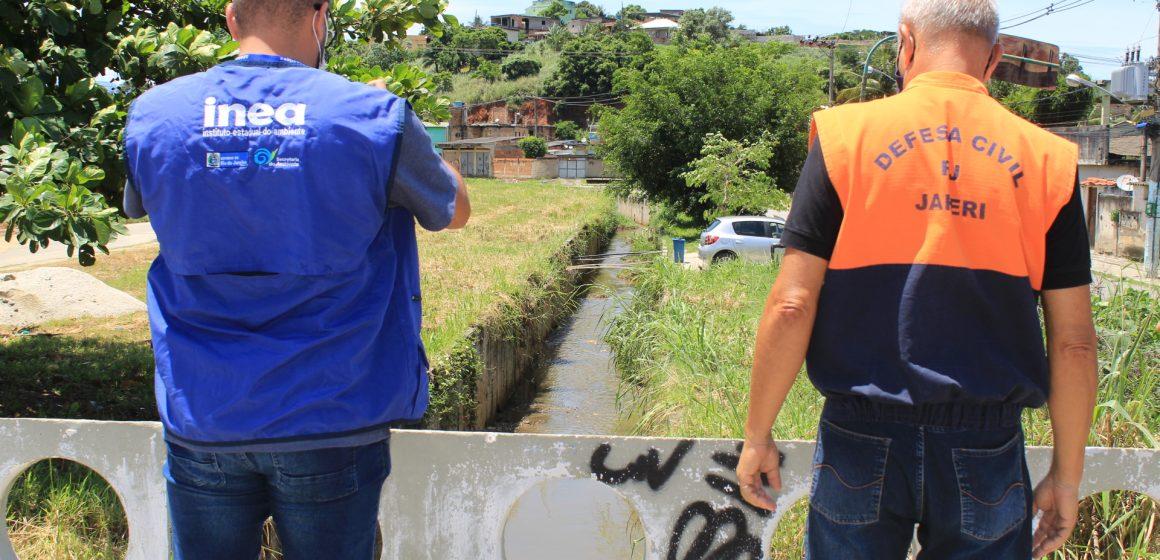Prevenção a enchentes: Japeri receberá Programa Limpa-Rio a partir da próxima semana
