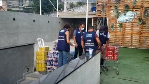 Evento de filho de traficante durante pandemia em casa de shows com furto de água e luz é cancelado