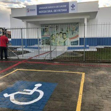 """Nilopolis:""""Posto de Saúde do bairro Nossa Senhora de Fátima já está em total funcionamento"""""""