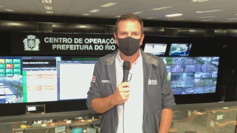 Paes quer que todos os cariocas sejam vacinados