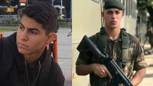 Polícia divulga cartaz de quatro envolvidos na morte de soldados do Exército em São Gonçalo
