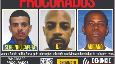 Grupo de matadores da maior facção criminosa do Rio é suspeito de quatro assassinatos em Petrópolis