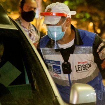 RJ:Operação Lei Seca Flagra Mais De 200 Motoristas Embriagados