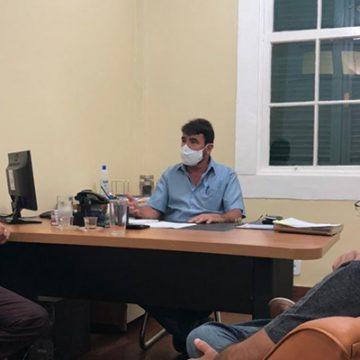 FOCOS:Macaé estreita relações com municípios vizinhos; Quissamã realizou a reunião
