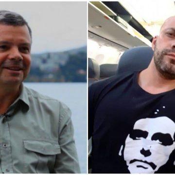 Axel Grael diz que vai processar Deputado Daniel Silveira após receber ameaças