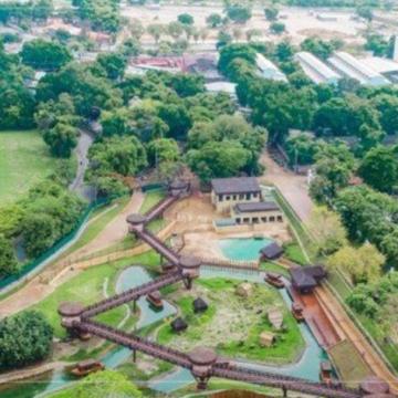 LAZER:Zoológico do Rio após reforma   anuncia data de abertura