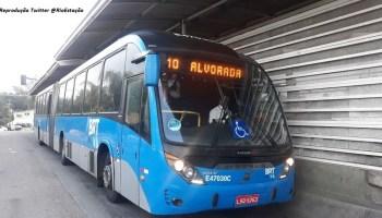 Paes culpa consórcio BRT:'Vejo uma tentativa clara de pressionar a administração'