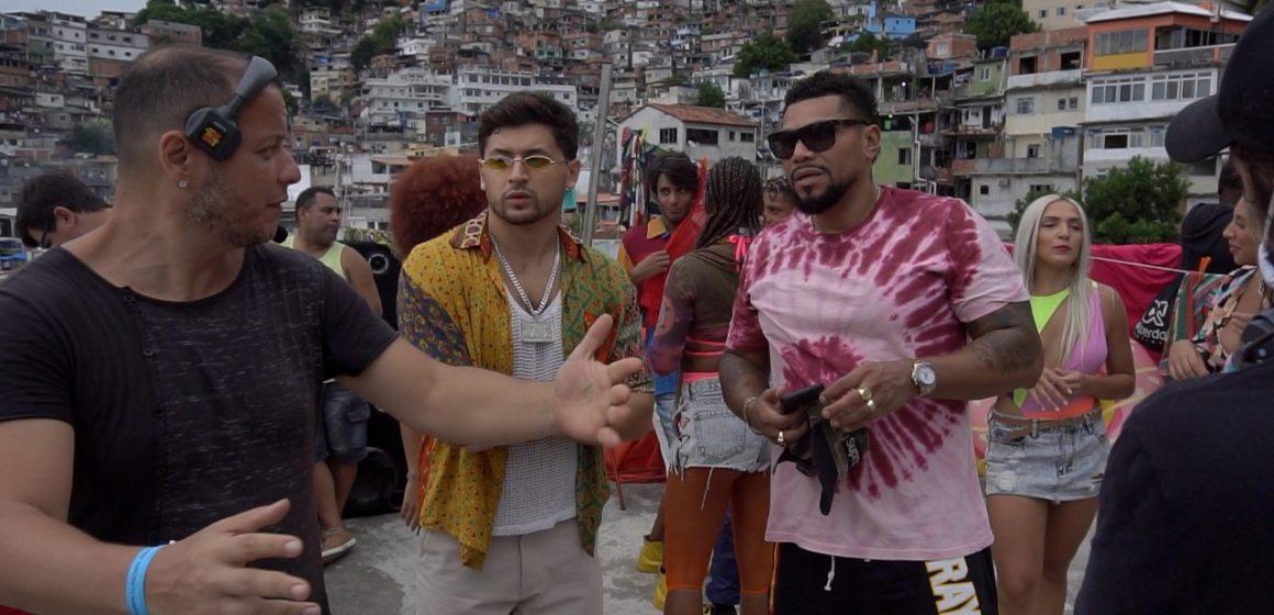 Anderson Wiliam diretor numero 1 de clipes , grava com artista internacional no Rio