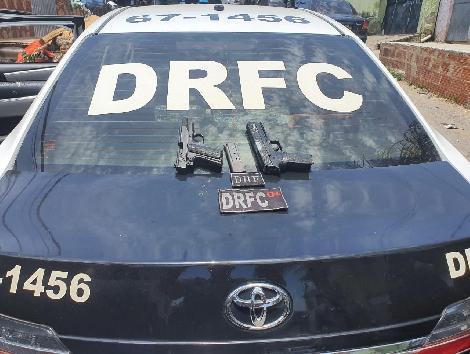 Polícia Civil desarticula quadrilha de roubo de cargas na Baixada Fluminense