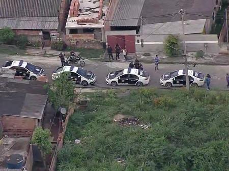 São Gonçalo (RJ): Operação contra narcomilícia prende 15 e deixa um morto